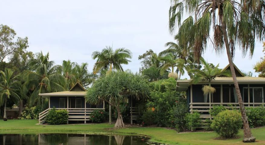 Fauna Retreat Experience close to Fraser Island