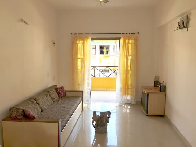 Entire home-South Goa Benaulim - Salcete , Benaulim - Apartment