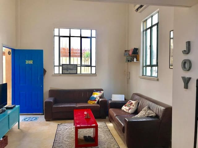 Beautiful apartment in Neve Tzedek