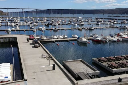 New cosy apartment on Vejle Marina - Vejle