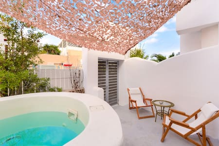 The Muse of Santorini 1-Suite with Outdoor Jacuzzi