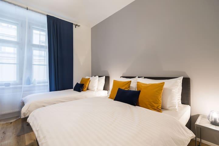 Spacious Comfortable Brand New Apartment  ❤️