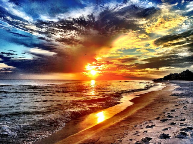 Inlet Beach, close to beach & 30A - Inlet Beach - Casa