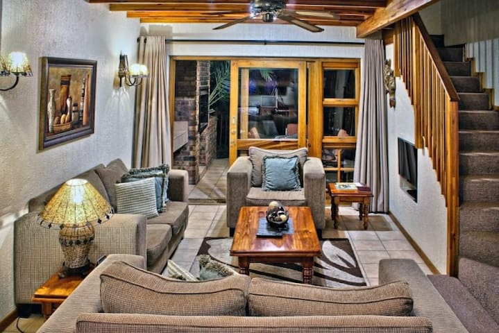 Cambalala Unit 2, Kruger Park Lodge - Hazyview - Huis