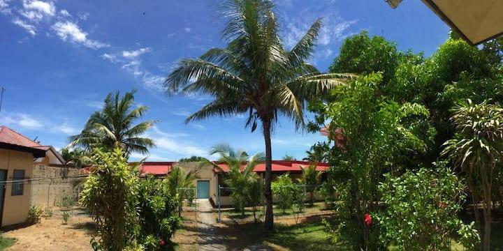 Affordable BEACH Transient near San Juan Surf Camp