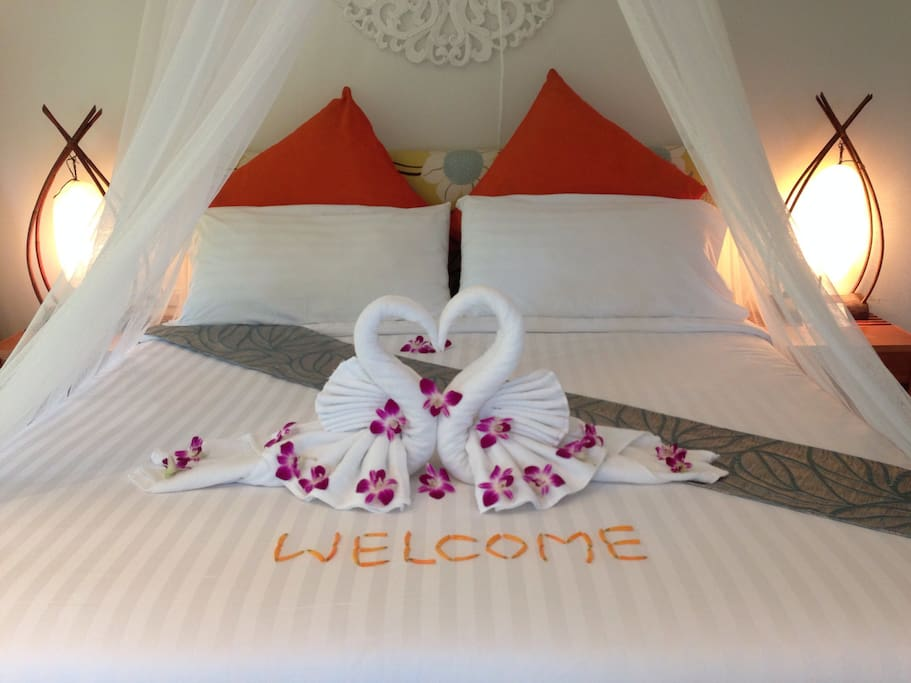 Welcome to L'esprit De Naiyang, Phuket!        All Villa is provide LCD TV, Satelite, DVD Player, fridge, Hair Dryer and Safe Box