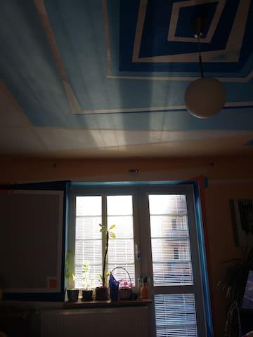 Budoár pro 2 až 4 s gramofonem - Karlovy Vary - Apartment