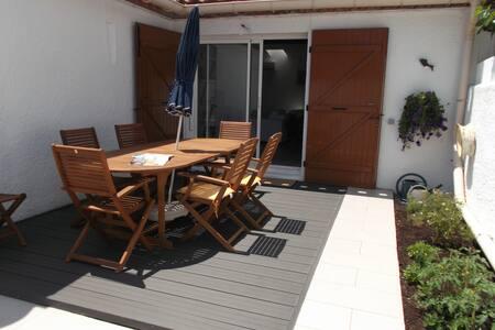 maison plain-pied à 300 mètres de la plage - Saint-Cyprien - Lejlighed