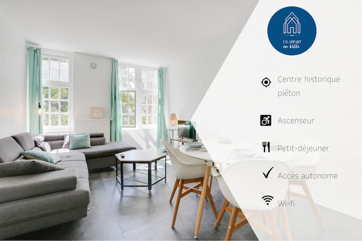 Appartement L'Aviron