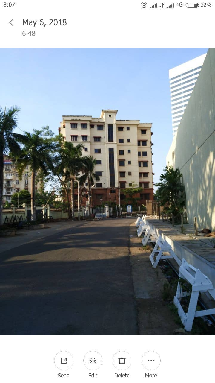 Pyinnyawaddy condominium