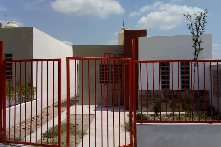 Casa muy Cómoda y Económica en Fracc Muy tranquilo