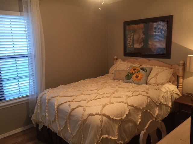 Shared charming home - Fort Smith - Apartament