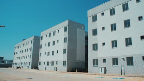 Apartamento Universitário próximo a Uni. Atenas