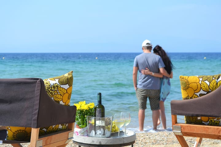 Byblos Mare The Beach front Villa - Σκάλα Σωτήρος