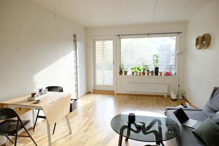 Modern & Relaxing Nordic flat in the heart of Oslo - Oslo - Apartment