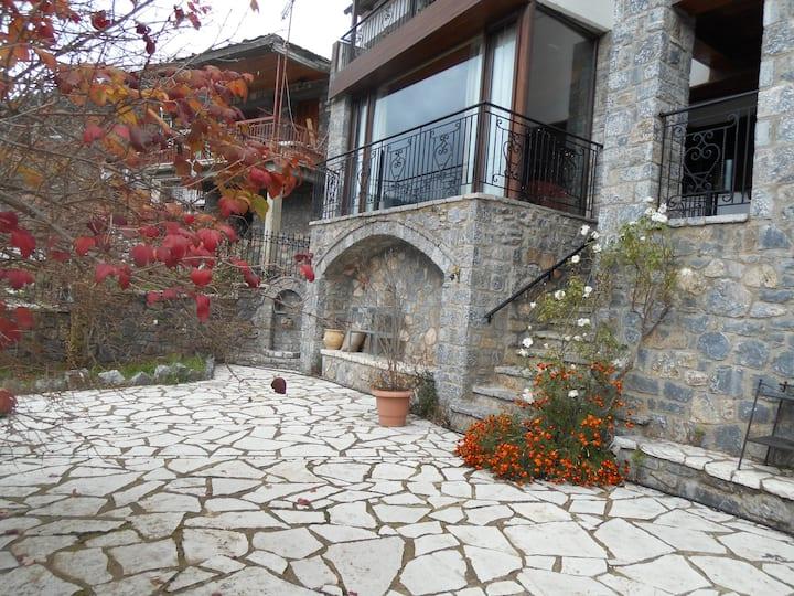 Elati's Traditional Home