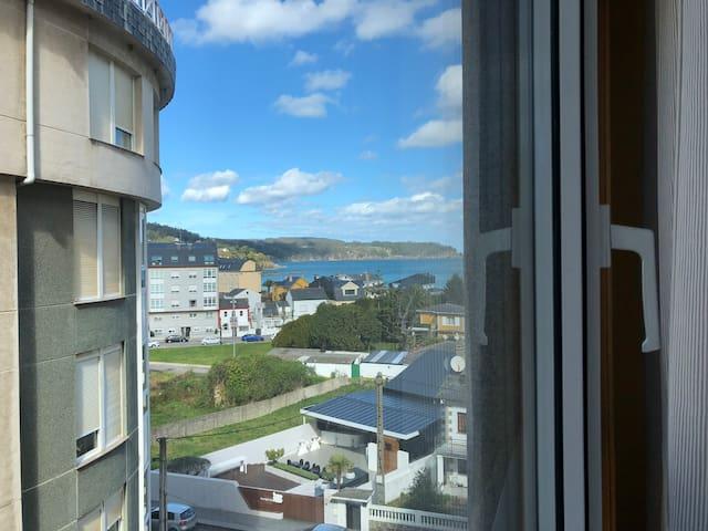 Apartamento cerca de la playa de Covas
