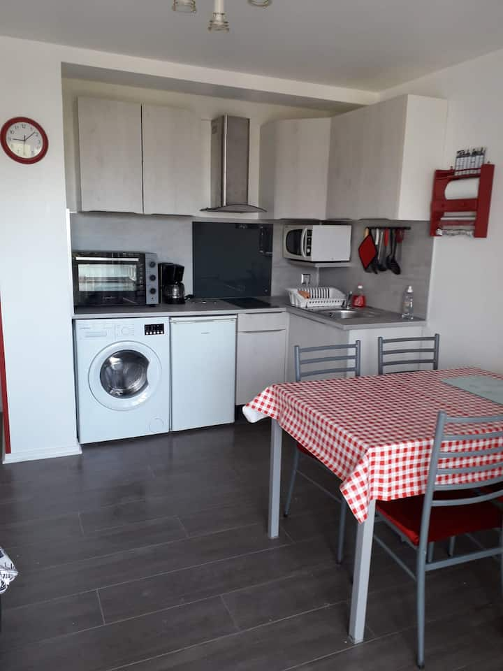 Charmant appartement T2 pour location estivale