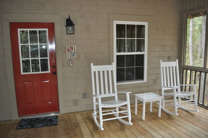 The Wood Stork Cottage