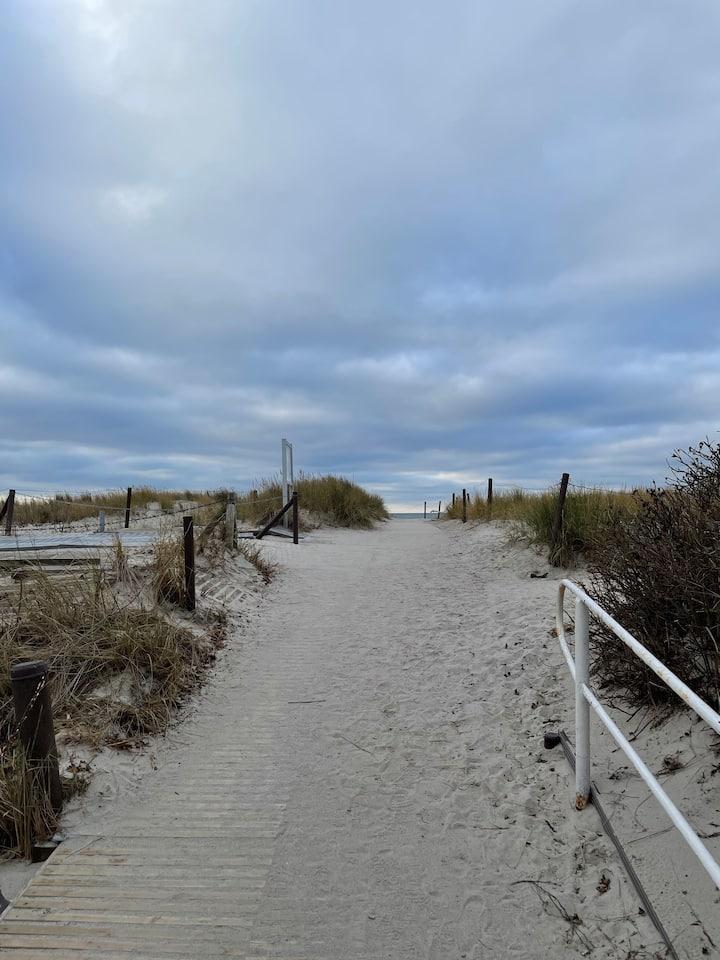 Strandliebe Markgrafenheide