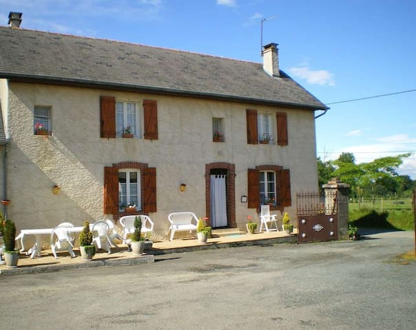 Gîte rural La Ferme du Daunat - Escaunets - Apartment