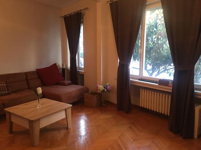 Spacious&Cosy apartment in Maçka, Besiktas!