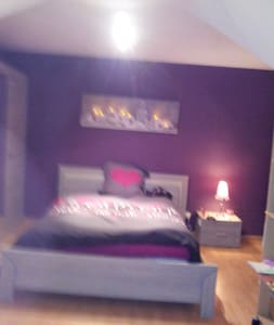 chambre privée +lit enfant possible - Agnetz - House