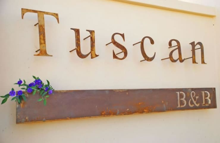 Tuscan Bed and Breakfast
