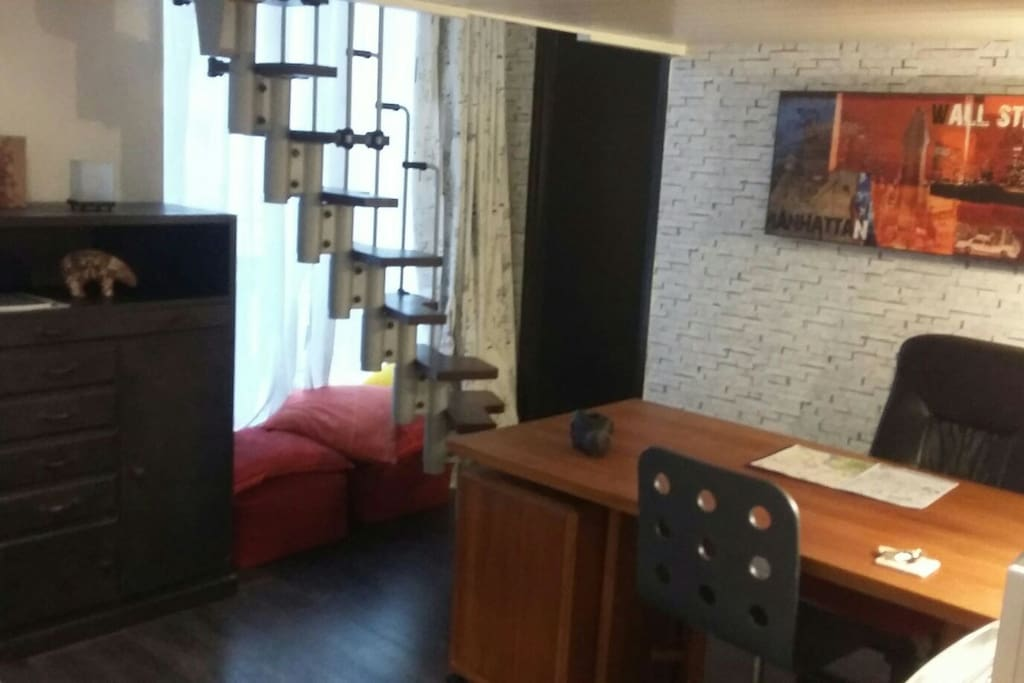studio ind pendant hyper centre appartements louer grenoble rh ne alpes france. Black Bedroom Furniture Sets. Home Design Ideas