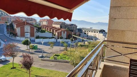 Acogedor y moderno apartamento en Sanxenxo