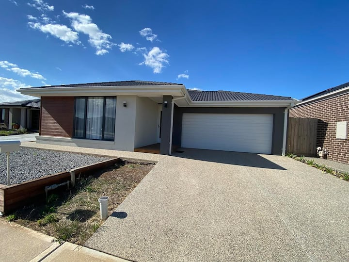 Brand new house in Melton