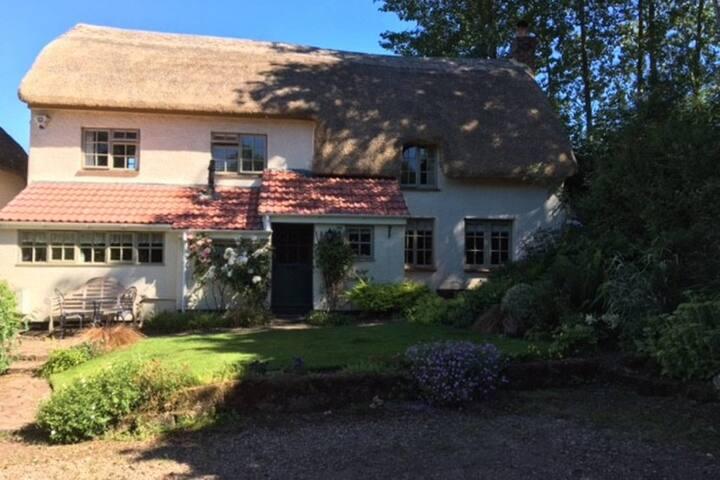 Holiday Cottage, large garden - Exminster - Lainnya