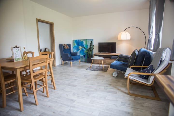 Apartmán se dvěmi ložnicemi - Jednička