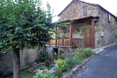 Maison de campagne (Aveyron) - Casa