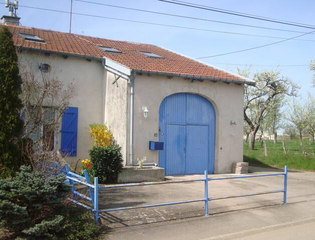Maison à la campagne - Hammeville