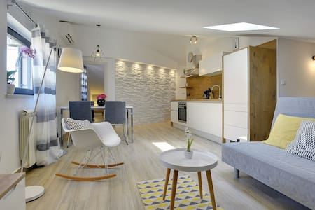 NEW modern 2+2 apartment Niko II- 300m from beach