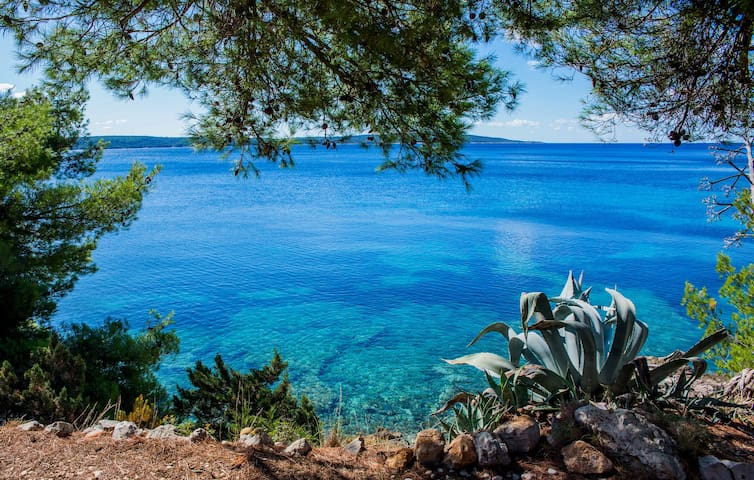 Beach Hut Ljiljana (Seaview) + free shuttle