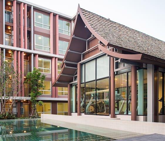 Lanna architecture style.