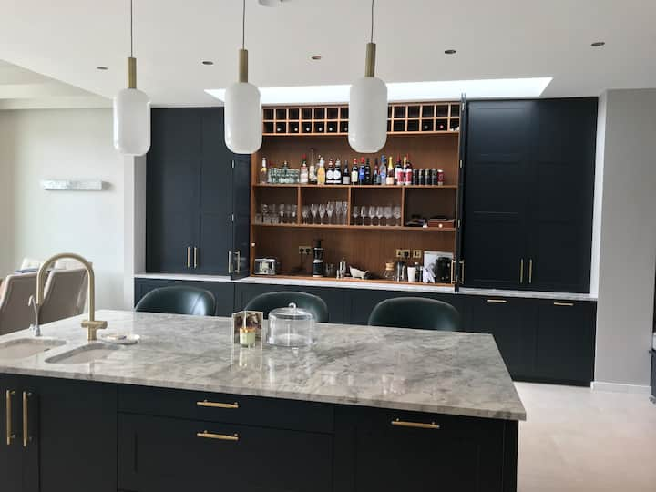 Recently renovated modern home in Clontarf