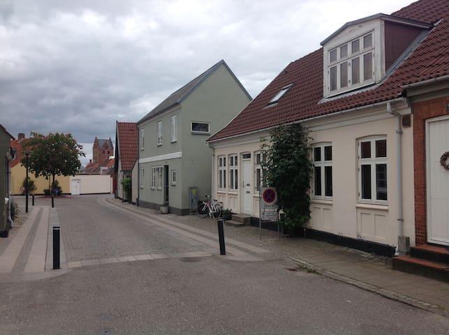 Hyggeligt værelse i byhus - Middelfart - Stadswoning