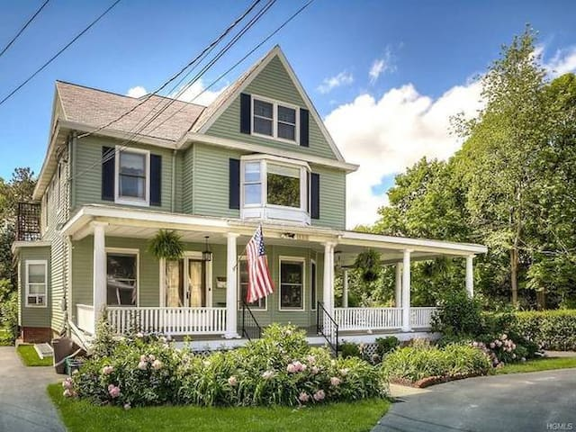Historic Victorian Home in Prime Location