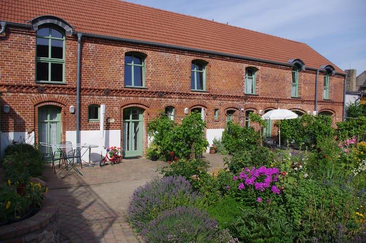 Ferienhof Menz - Heuboden - Stechlin