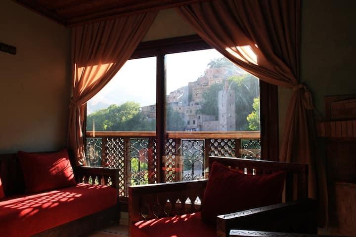 Casablanca Suite - Riad Jnane Imlil