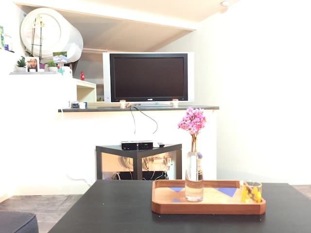 Beau studio de 32m2 - Avon