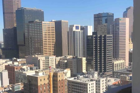 Unparalleled views of downtown Denver