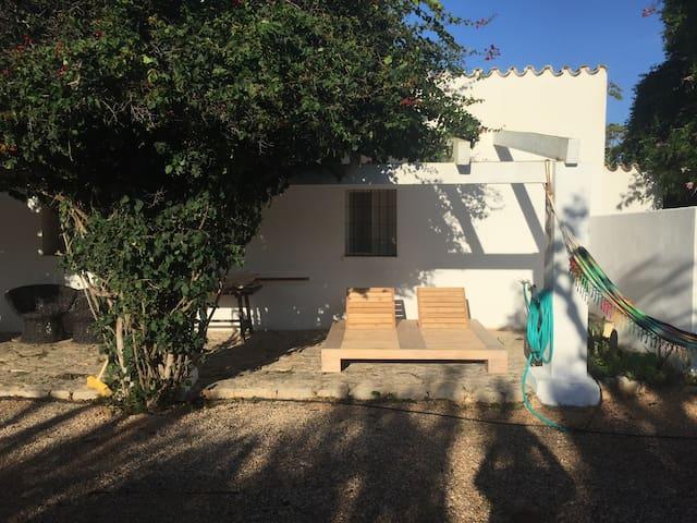 ❤  Lovely White Casita Ibiza Talamanca ❤ - Ibiza - Haus