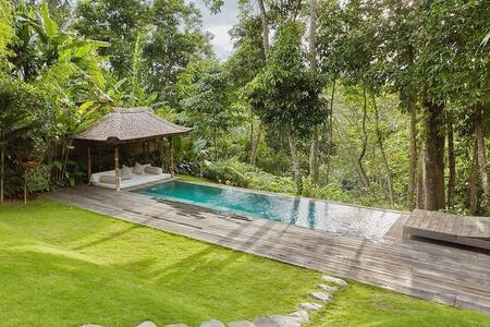 The Ubud Green Escape awarded By Harper's Bazaar