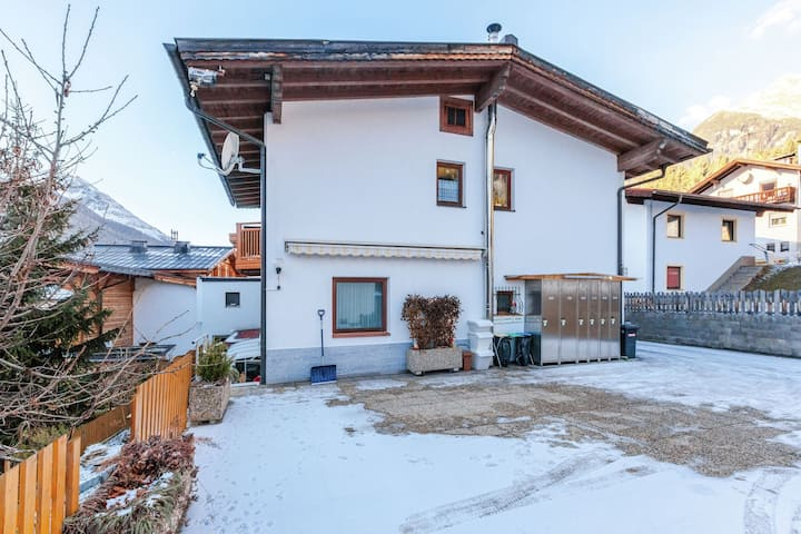 Mod Apartment in Pettneu am Arlberg near Ski Area