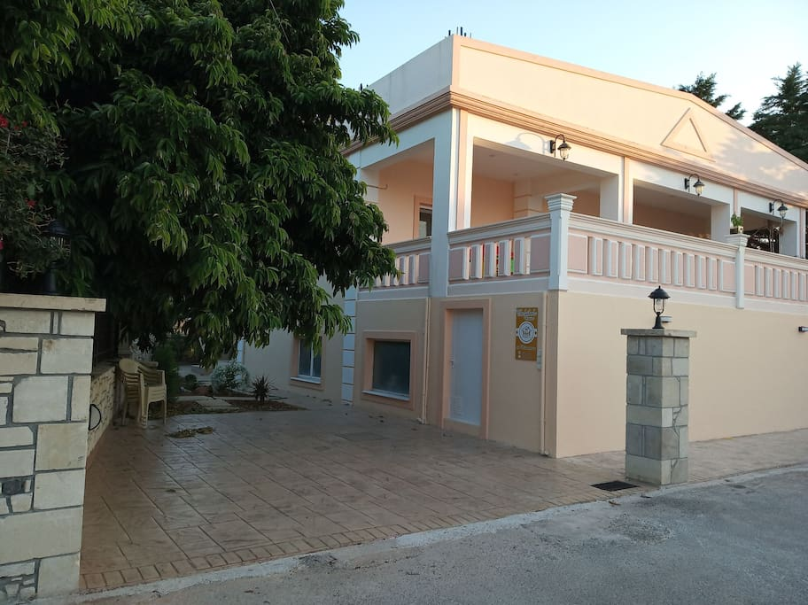 Father's house in Kissamos