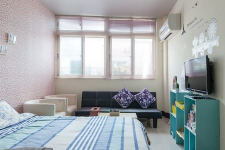 Suite. The Old Taipei 5 min to MRT. - Apartment